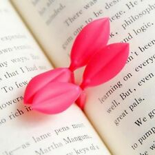 Kawaii Supplies Mark Book Students Bookmark Sprout School Stationery Leaves