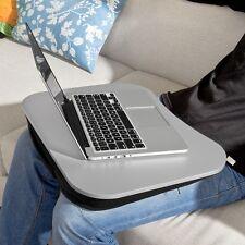 SoBuy Mesa Escritorio Notebook laptop portátil, computadora portátil bandeja, bandeja de almohada, FBT28-SIL Reino Unido