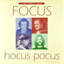 CD - Focus  - The Best Of Focus Hocus Pocus - A256 - RAR