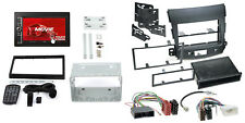 MITSUBISHI OUTLANDER cw0w Facelift 10-12 2-din AUTORRADIO USD SD iPhone Android