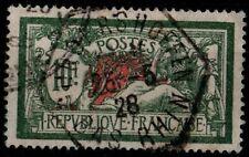 MERSON 10 francs, Oblitéré = Cote 17 € / Lot Timbre France 207