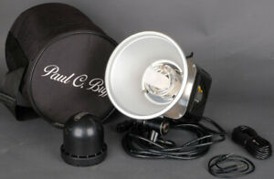 Paul C. Buff Alien Bees B400 Studio Flash  (160WS) - complete, EX+ & Tested!