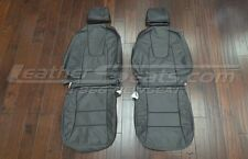 2009 - 2012 Ford Fusion Leather Seat Covers Custom Interior Upholstery NEW