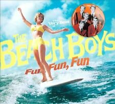 CD The Very Best of the Beach Boys Fun Fun Fun by The Beach Boys NEW Digipak