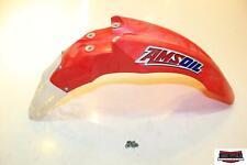 2003 Honda CRF 450 R Front Wheel Fender Cowl Fairing Plastic 61110-kz4-j30za