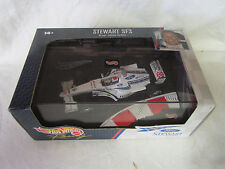 1999 Hot Wheels Racing Stewart SF3 Grand Prix Johnny Herbert #17 Ford 1:43 Scale