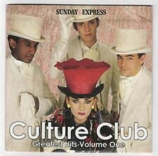 097  PROMO CD   Culture Club Vol 1
