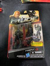 G.I. Joe Retaliation Firefly Action figure With Attack Drone 2012 Hasbro