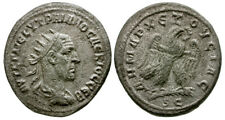 *CCC* Trajan Decius. Seleucis and Pieria, Antioch AR Tetradrachm / Eagle