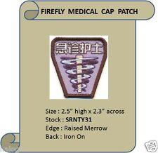 FIREFLY MEDICAL CAP PATCH - SRNTY31