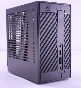 ASRock DESKMINI 110W/B/BB/US LGA1151/ WiFi/ A&V&GbE/ PC Barebone System (Black)