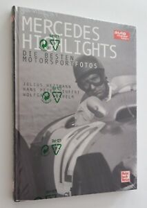 MERCEDES HIGHLIGHTS - Motorbuch Verlag - Le Mans - Grand Prix de Monaco - Monza