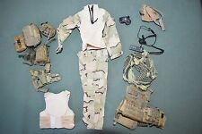 """Soldier Story 1:6 Modern US NAVY SEAL Uniform Gear ACC LOT for 12"""" Figures C-80"""