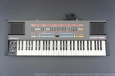 Roland Juno-106S juno106S Perfect Working Very Nice Condition Serial # 52189*