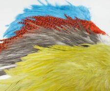 Whiting Farms 4 B's Rooster Saddles 4B Fly Tying Feathers