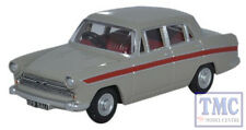 76ACF002 Oxford Diecast 1:76 Scale OO Gauge Austin Cambridge Armadillo Beige Red
