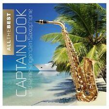 CAPTAIN COOK UND SEINE SINGENDEN SAXOPHONE - ALL THE BEST  2 CD  40 TRACKS  NEU