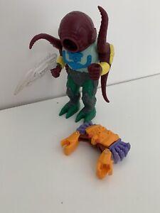 Octopunch Transformers Pretenders Action Figure Hasbro 1989