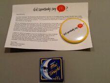 McDonald's Employee Pins