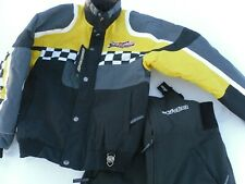 New ListingWomen's Ski-Doo Bombardier Snowmobile Jacket Size Small/Petite