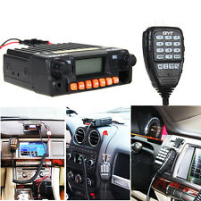 Best Car Vehicle Radio QYT KT8900 Mini Mobile Transceiver + mic walkie talkie