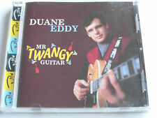 Duane Eddy - Mr Twangy Guitar (CD Album) Very Good
