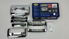 Putco chrome door handle covers  #401011 Ford F-150  Pick UpTruck Tail Gate
