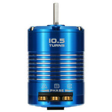 High Efficiency 540 Sensored Brushless Motor for 1/10 RC Car Blue, 10.5T 34 J0V3