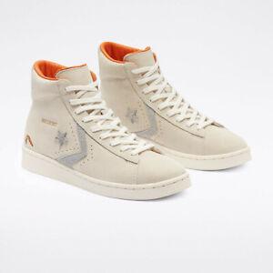 Converse x Bugs Bunny Pro Leather Hi 169223C Natural Ivory/Egret/Grey NWB Unisex