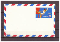 """USA, Entier Postal """" Olympiques Jeux D'Été Moscou 1980 """" Inutilisé"""