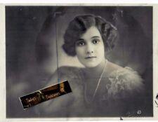 Vintage Marceau Photo EDITH GOULD Actress Poet Socialite & Navy WAVES Seaman Vet