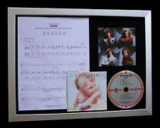 VAN HALEN Jump LTD NOD CD GALLERY QUALITY FRAMED DISPLAY+EXPRESS GLOBAL SHIP!