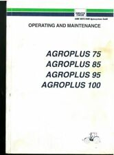Deutz Fahr Tractor Agroplus 75, 85, 95 and 100 Operators Manual