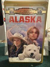 Alaska 1996 VHS Vintage - Clamshell