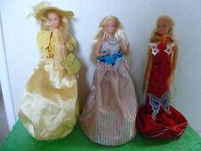 3 poupées Barbie Jewel secrets
