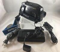 Sony Handycam CCD-TR6 NTSC Video Camera Recorder For Parts/Repair -  C25
