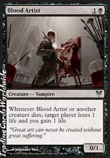 Blood artist // foil // nm // Avacyn restored // Engl. // Magic the Gathering