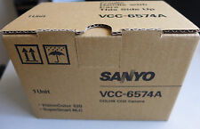 CCTV SANYO VCC-6574A  Super Hi-Resolution Color Camera New in Box