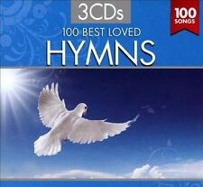 100 BEST LOVED HYMNS (3 CD Music Collection): Spiritual and Popular Christian So