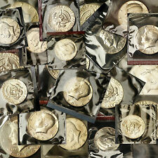1980 1981 1982 1983 1984 1985 1986 1987 1988 1989 P+D Kennedy Mint Set of 20
