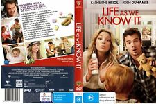 LIFE AS WE KNOW IT-Katherine Heigl-R4-New AND Sealed