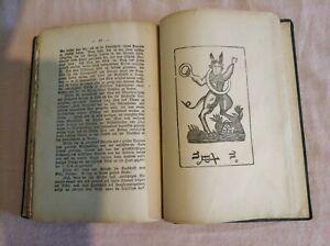 Buch Mosis, Okkultismus, Magie, Mystik, 1900, Hexen, Teufel, Engel, Zauberei