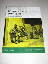 Elite: US Army Rangers, 1989-2015 : Panama to Afghanistan 212 by Leigh...