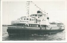 Postcard shipping Mersey Overchurch Friends of the Ferries card unposted