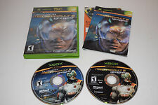 MechAssault 2 Lone Wolf Limited Edition Microsoft Xbox Video Game Complete