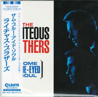 RIGHTEOUS BROTHERS-SOME BLUE - EYED SOUL-JAPAN MINI LP CD BONUS TRACK C94