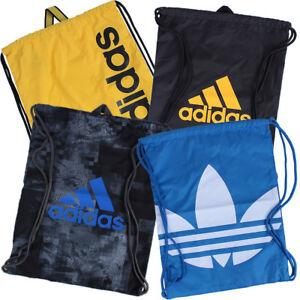 adidas Gymsack Sportbeutel Gym Bag Turnbeutel Tasche Rucksack