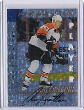 97/98 1997-98 Prismatic Die Cut Autograph Auto #137 Chris Gratton Flyers SP
