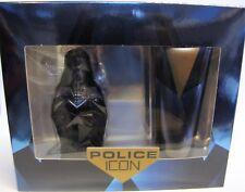 POLICE ICON Gift Set: 40ml Eau de Parfum +100 ml all over body shampoo