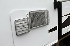 RV Motorhome Insect Screen Vent Water Heater Mud Wasps Bugs Camper Trailer Pests